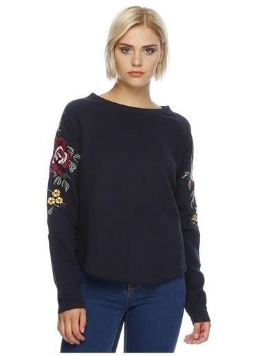Only Sweatshirt Füme